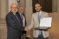 Galeno 2017 - Consegna del premio a Di Minno